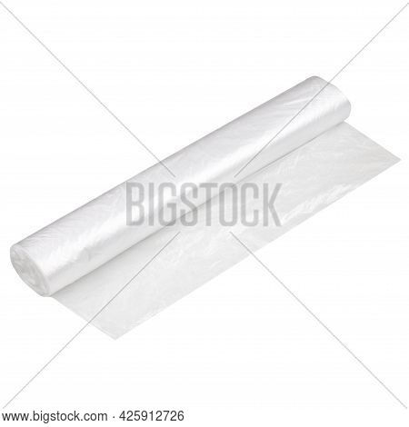 Polypropylene Or Polyethylene Rolls For Packaging In Food Bags.transparent Blank Cellophane Bags In