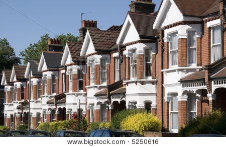 englische Häuser