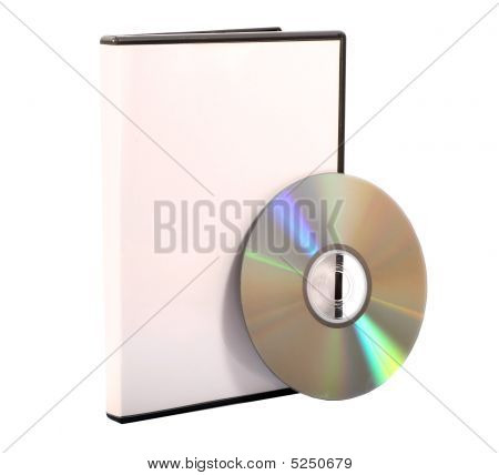 Cd And Dvd Case