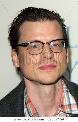 LOS ANGELES - OCT 17:  Kevin Rankin at the