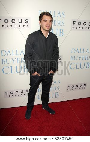 LOS ANGELES - OCT 17:  Emile Hirsch at the
