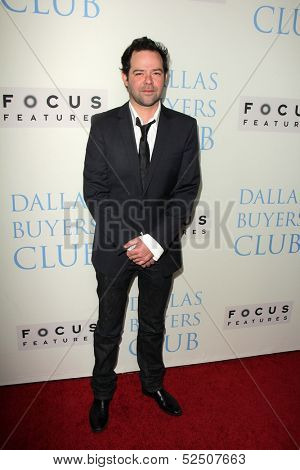LOS ANGELES - OCT 17:  Rory Cochrane at the