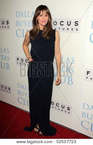 LOS ANGELES - OCT 17:  Jennifer Garner at the