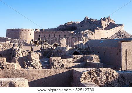 Ancient citadel of Bam