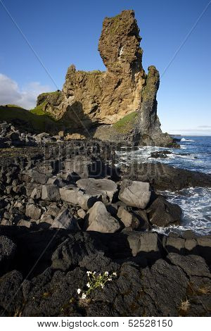 Iceland. Snaefellnes Peninsula.