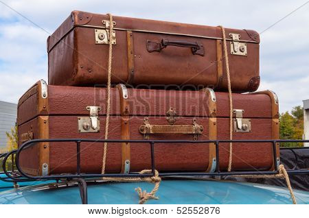 Car And Luggage