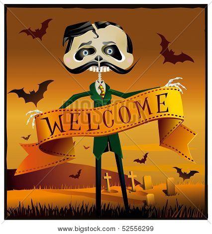 Halloween Message