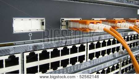 Gbic Fiber Optic Communications Equipment