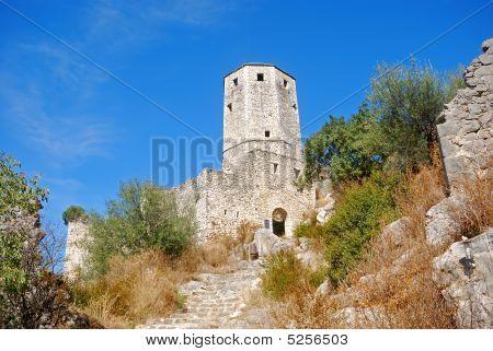 Fort, Pocitelj, Bosnia-herzegovina