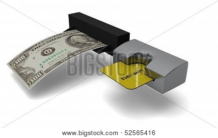 Money Withdraw