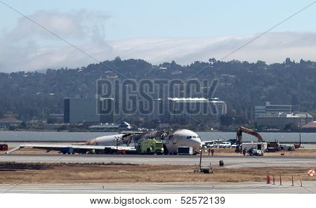 Asiana Flight 214 Plane Crash
