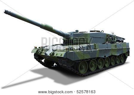 Vintage Tank - Isolated