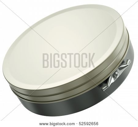 Shoe Polish Box