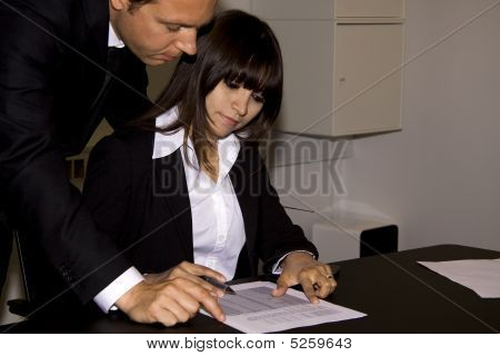 Reviewing The Contract