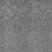 Seamless digital pattern of gray canvas texture poster