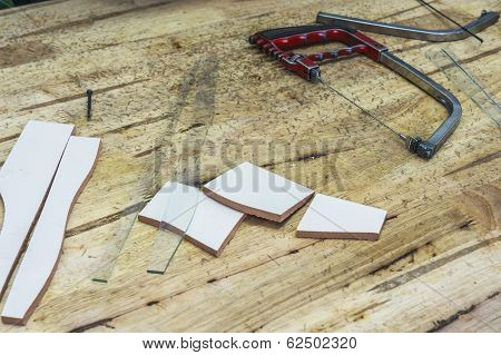 Cutting Tool And Materials