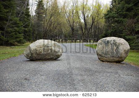Blocked Road