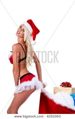 Mrs Santa Christmas