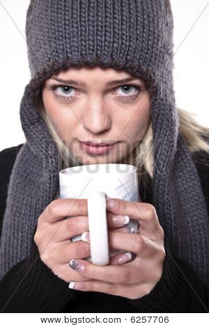 Hot Drink For Winter Cold