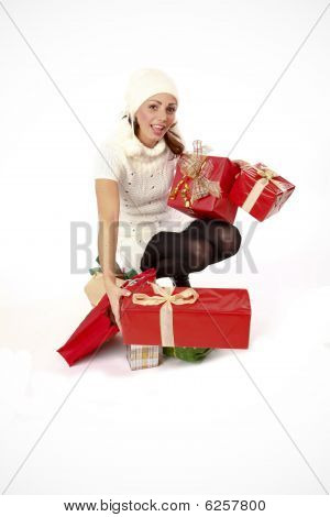 Christmas Presents Are Here