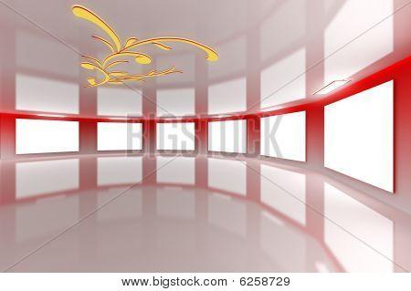 Modern Virtual Gallery 9