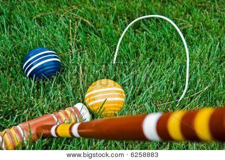 Croquet Competition