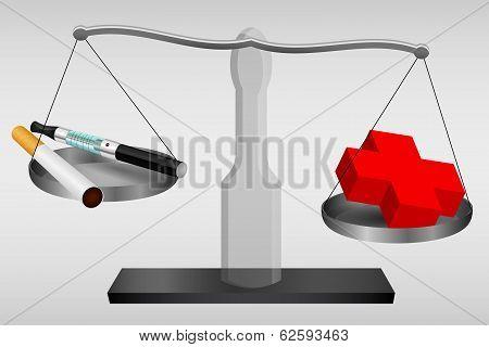 Smoking Versus Health On Balance
