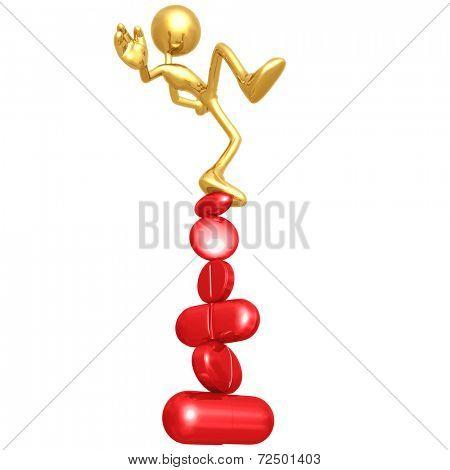 Balancing On Pills