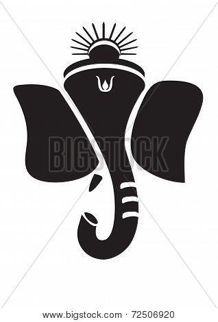 Ganesha or Ganesh