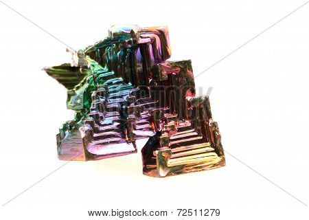 Bismuth (rainbow Metal Crystal)