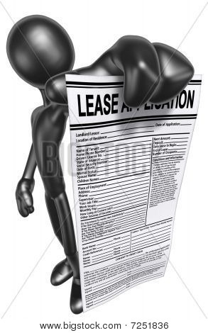 Lease Application