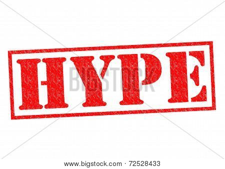 Hype Rubber Stamp