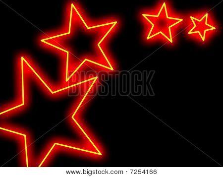 Swoosh of stars