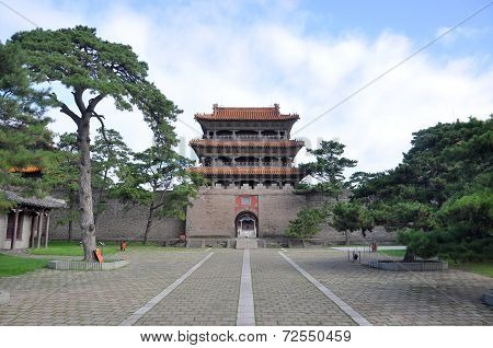 Fuling Tomb of Qing Dynasty, Shenyang, China