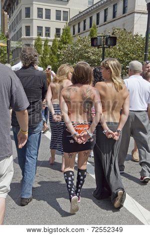 Go Topless Rally