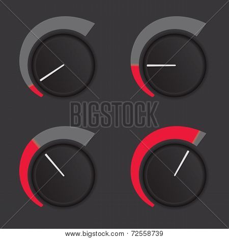 Dial Levels