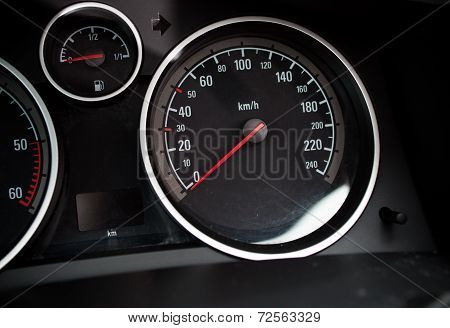 Car Speedomter