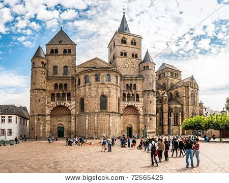 Cathedral Of Trier.