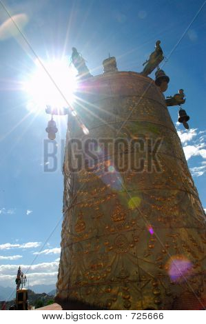 Golden Monument