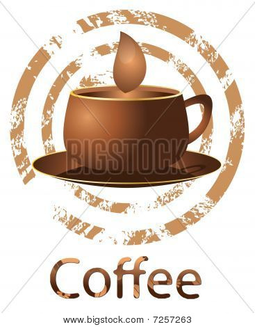 Coffee banner,vector