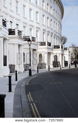 Crescent Apartments Brighton Regency Architecture