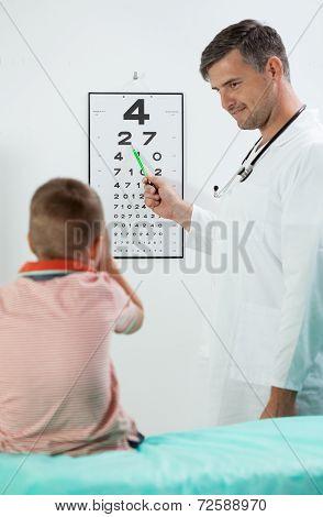 Child Eye Test