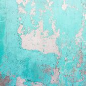 Old paint stucco wall background or texture poster