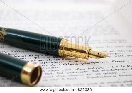 antique pen 4