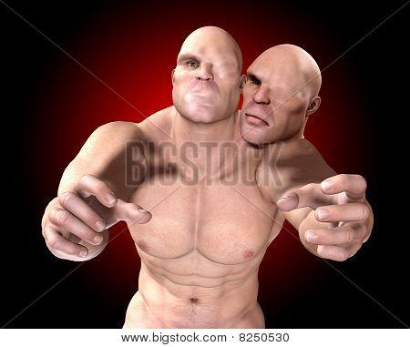 Two Headed Mutant
