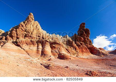 El Teide Detail View