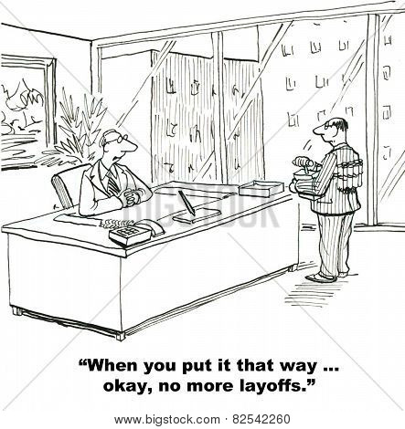 No More Layoffs