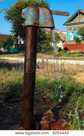 Water column (tap)