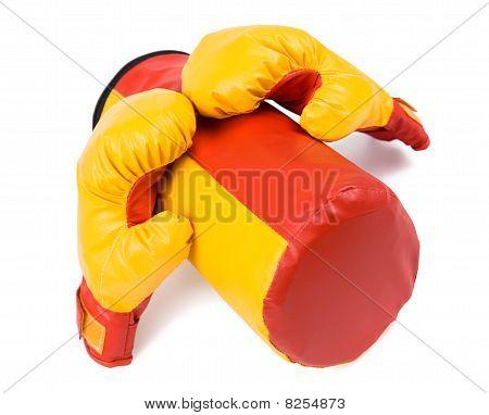 Childrens Boxing Kit