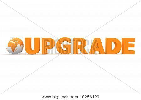 World Upgrade Orange